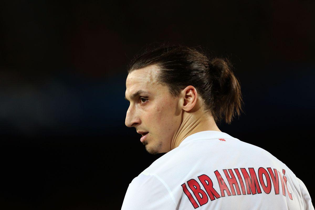 Zlatan Ibrahimovic Screams At Leonardo During Psg S Locker