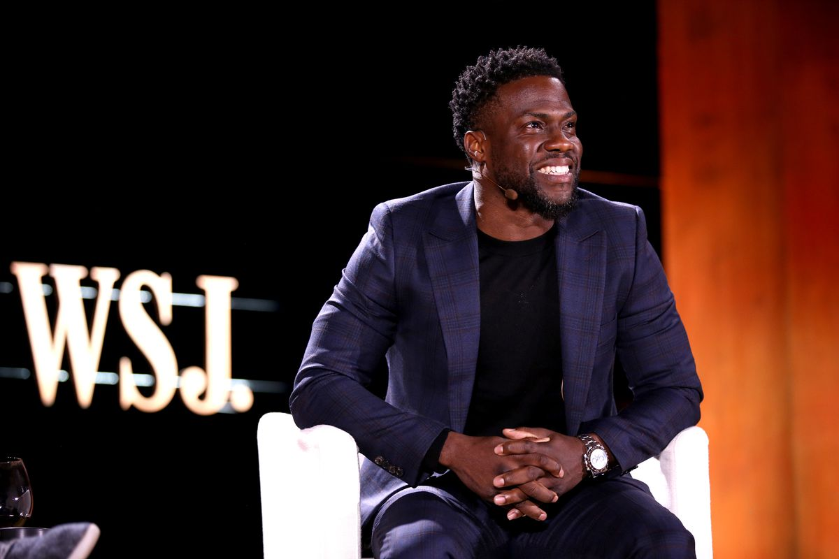1deb0610f1ba1 Kevin Hart attends the WSJ Tech D.Live conference on November 13th. Photo  by Phillip Faraone Getty Images for The Wall Street Journal and WSJ.