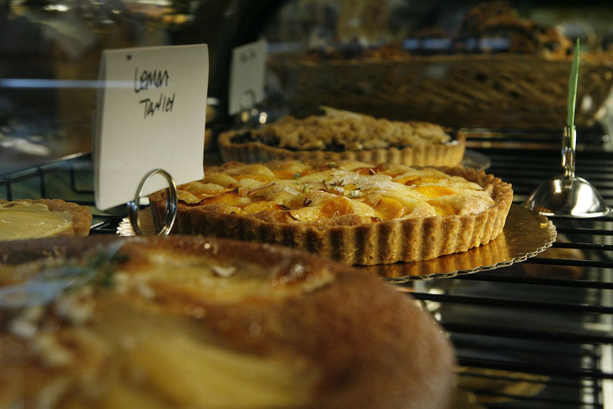 French pastries at Le Flour Bake Shop in Edison Park | Sun-Times Archives
