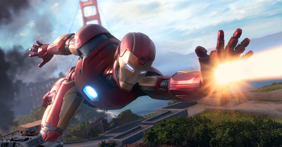 Marvel's Avengers has a weird bug on PS5 that puts your IP address on display