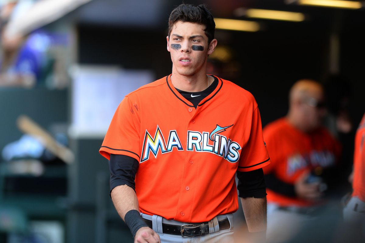 Marlins, Christian Yelich agree on seven-year extension - MLB ...