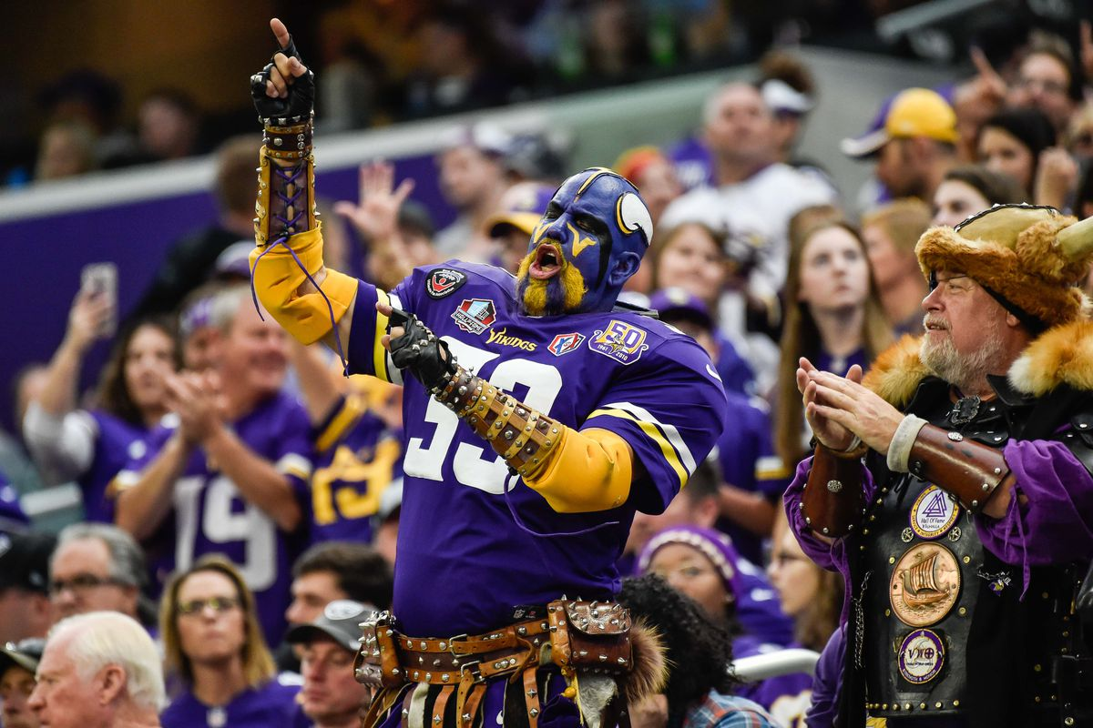 NFL: Oakland Raiders at Minnesota Vikings