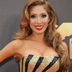 MOST LIKE A WALKING BEAUTY INSTAGRAM: Here is Farrah Abraham, unfiltered.