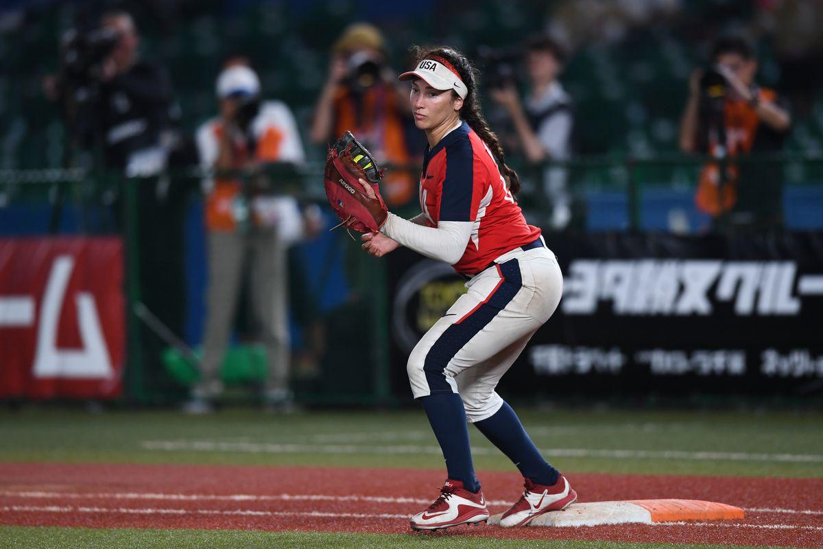 Cal Softball alumni Valerie Arioto and Jazmyn Jackson make USA