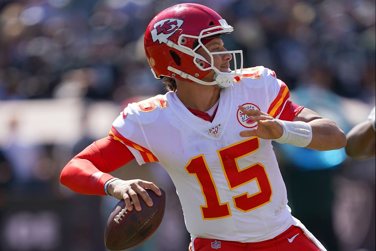 The Patrick Mahomes Sequel Looks Better Than The Original