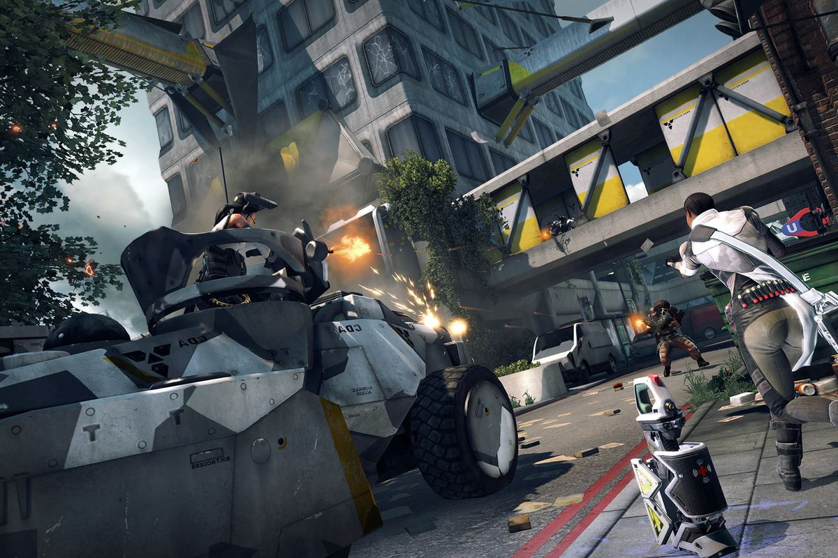 Developers Throw In The Towel On Free To Play Shooter Dirty Bomb