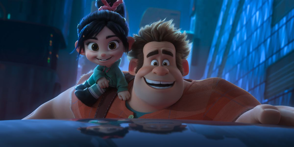 Ralph Breaks the Internet's directors say the Gord character