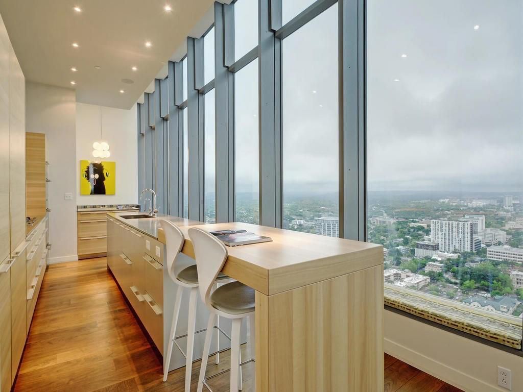 Exclusive W penthouse designed by Michael Hsu asks $4.35M - Curbed ...