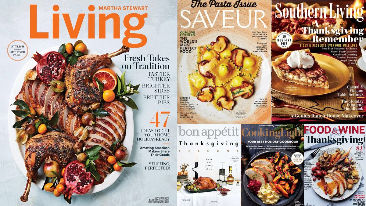 Which food magazine has the best thanksgiving cover eater which food magazine has the best thanksgiving cover forumfinder Images