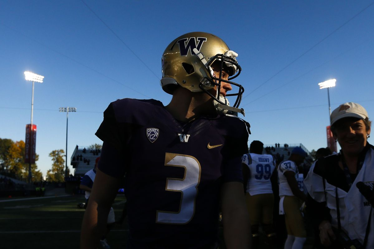 Second quarter: No. 12 Washington 17, OR 3
