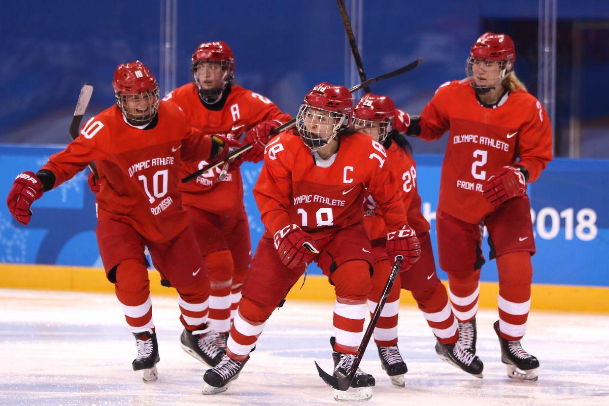 Ice Hockey - Winter Olympics Day 12