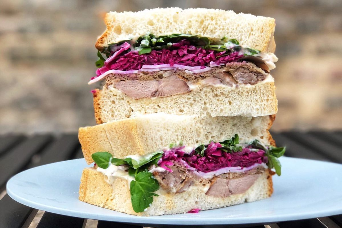 Sons and Daughters' serves one London's best Christmas sandwiches in 2019