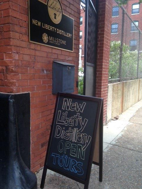 New Liberty Distillery/Facebook
