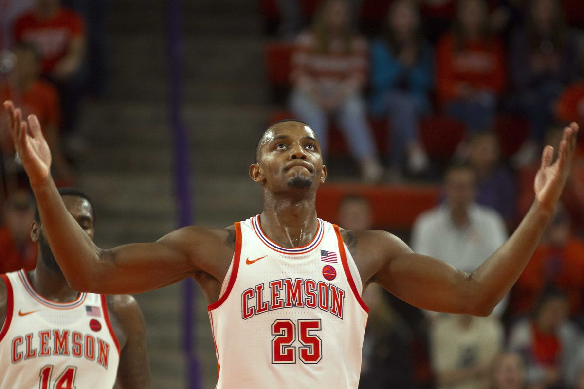 new arrival 99207 ae248 Hoops Preview: Clemson Travels to Take on Pittsburgh ...