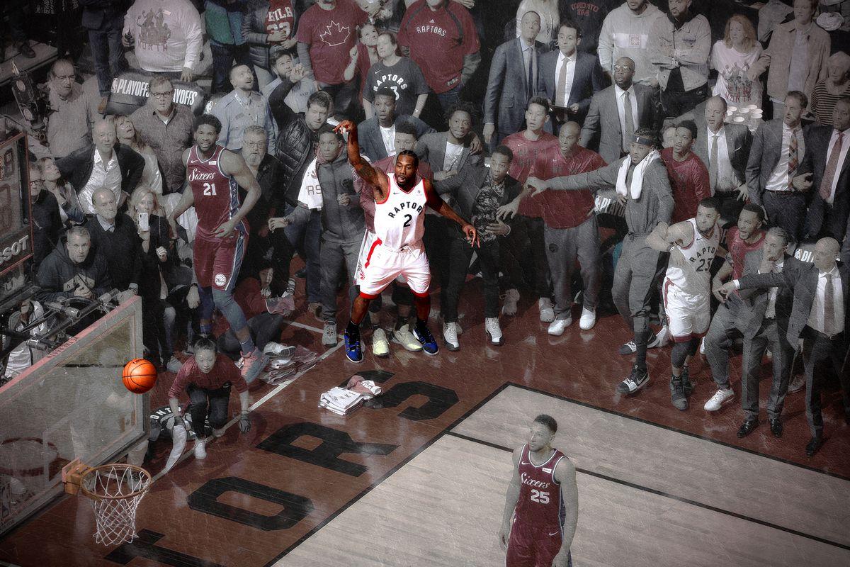 brand new 20482 4f85b With One Shot, Kawhi Leonard Erases Toronto's NBA Playoff ...
