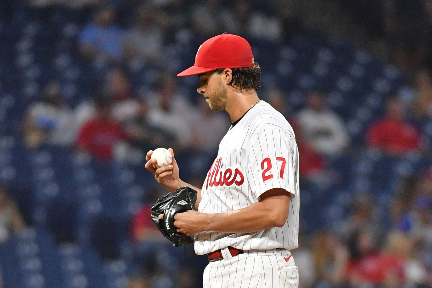 """Let's see if we can diagnose what's """"wrong"""" with Aaron Nola - The ..."""