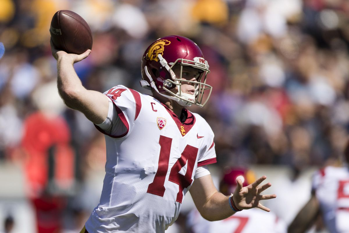Sam Darnold needs another year at USC before leaving for NFL