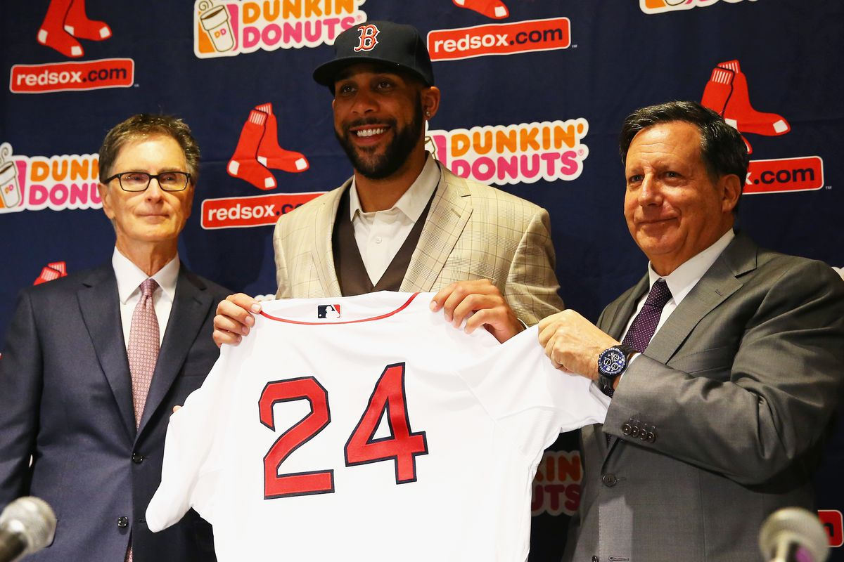 People are tired of all the Jason Heyward stuff, so here's a pic of David Price instead.