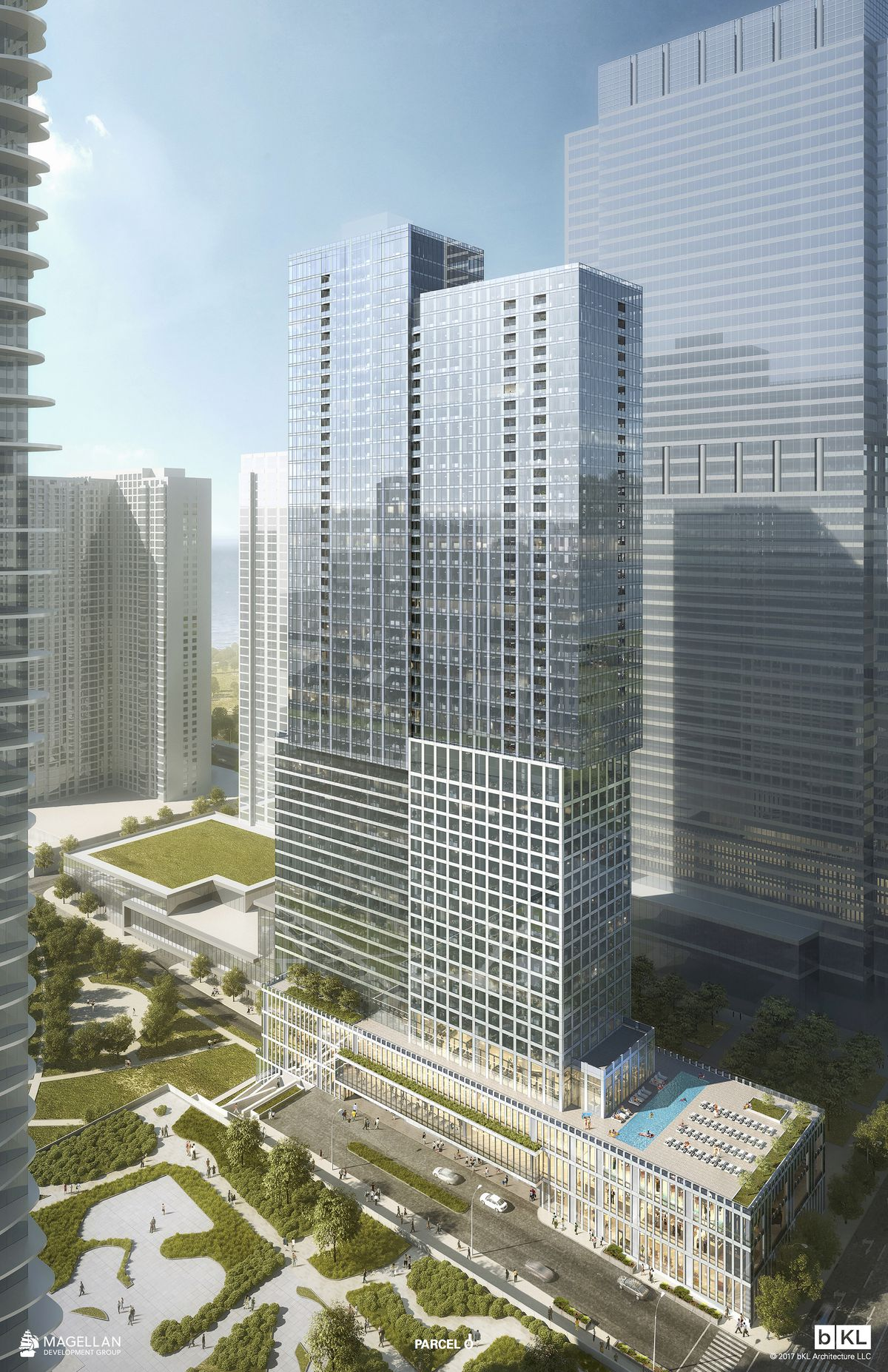 Proposed Towers For Lakeshore East Will Deliver Thousands