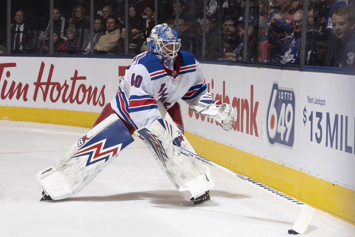 New York Rangers v Toronto Maple Leafs