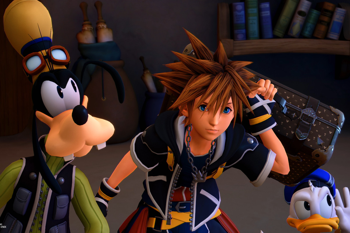 Skrillex says composing Kingdom Hearts 3's theme 'was like a