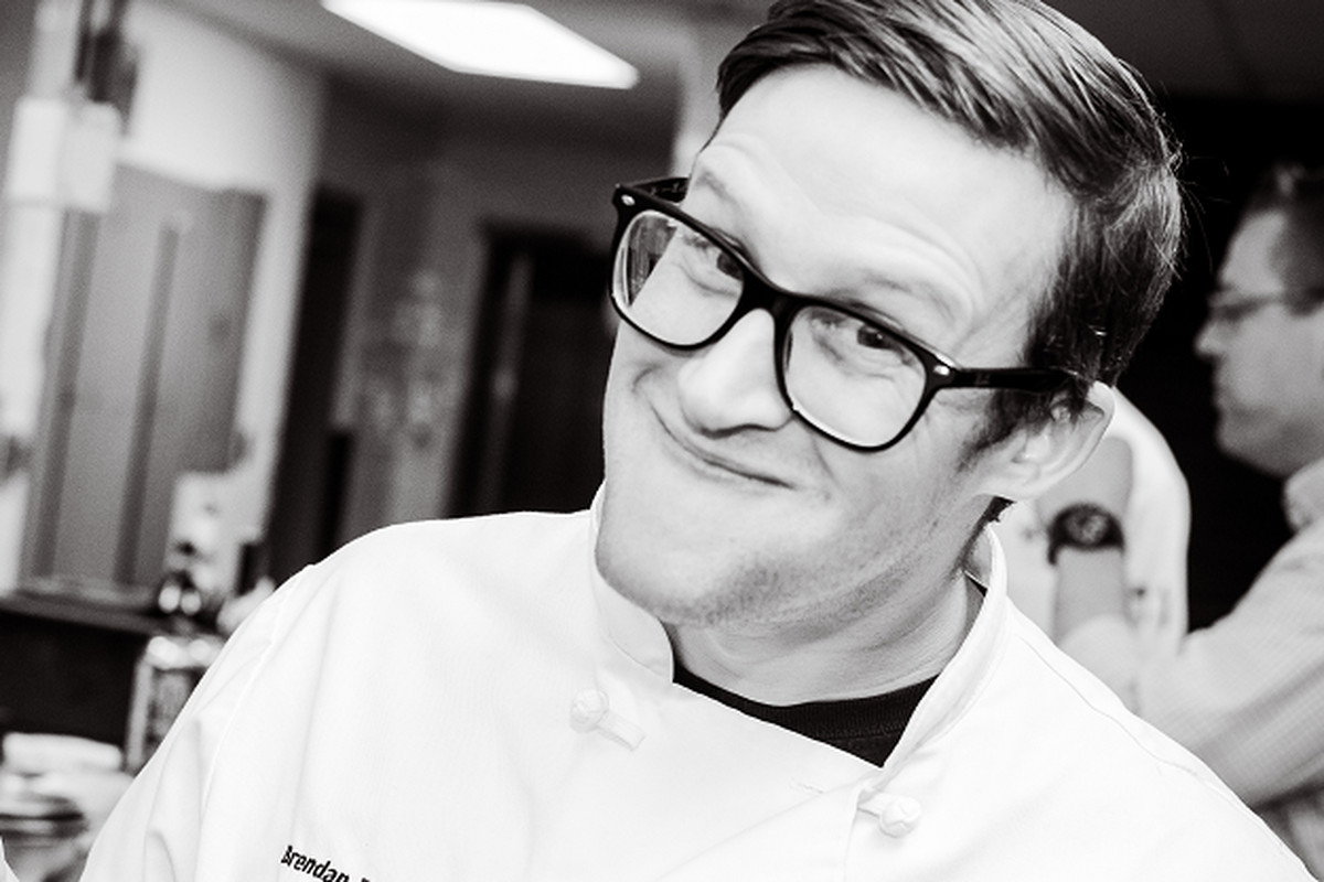 brendan pelley zebras bistro - Hells Kitchen Season 14