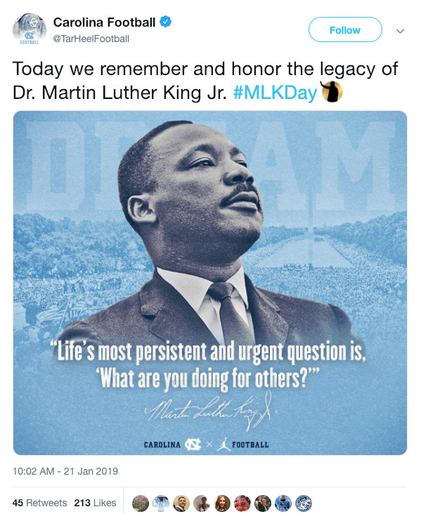 4 Problematic Things About Fsus Bizarre Martin Luther King Jr
