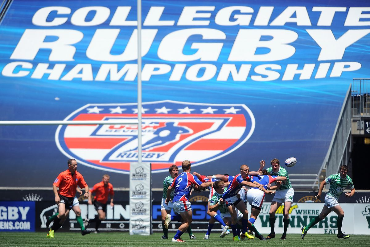 The Collegiate Rugby Championship is the dream for all sevens rugby teams.