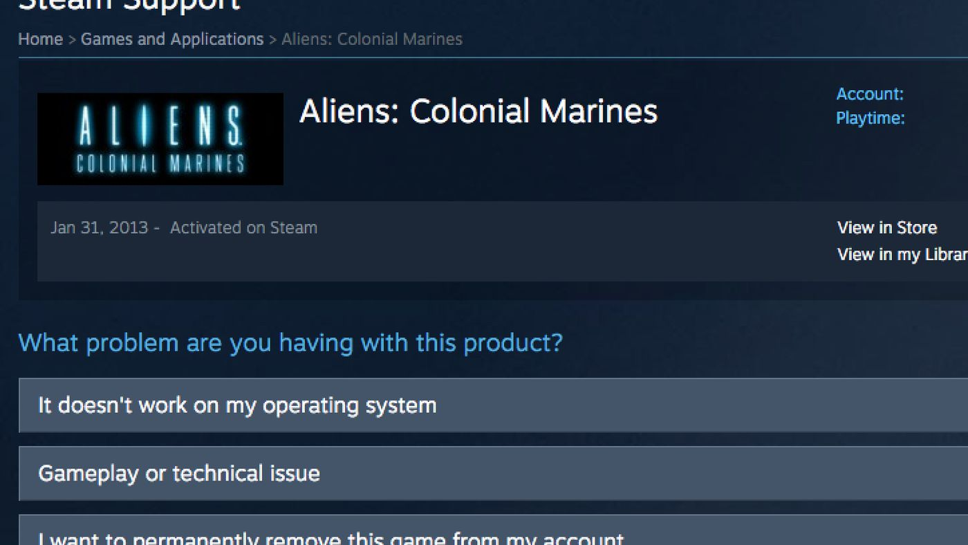 You can now permanently delete games from your Steam library