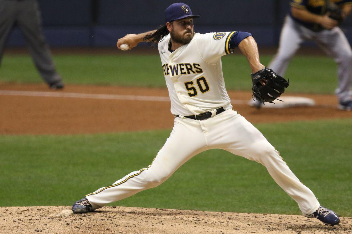 MLB: JUL 15 Brewers Summer Camp