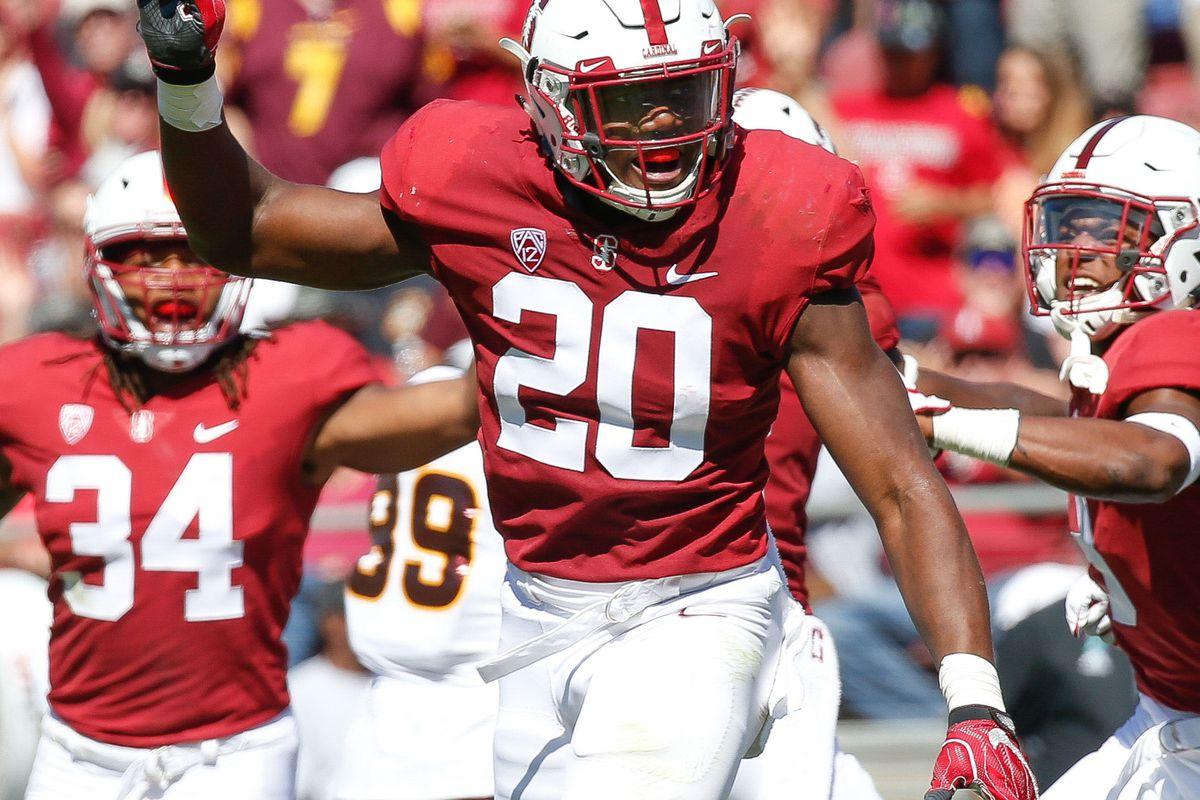 NCAA Football: Arizona State at Stanford