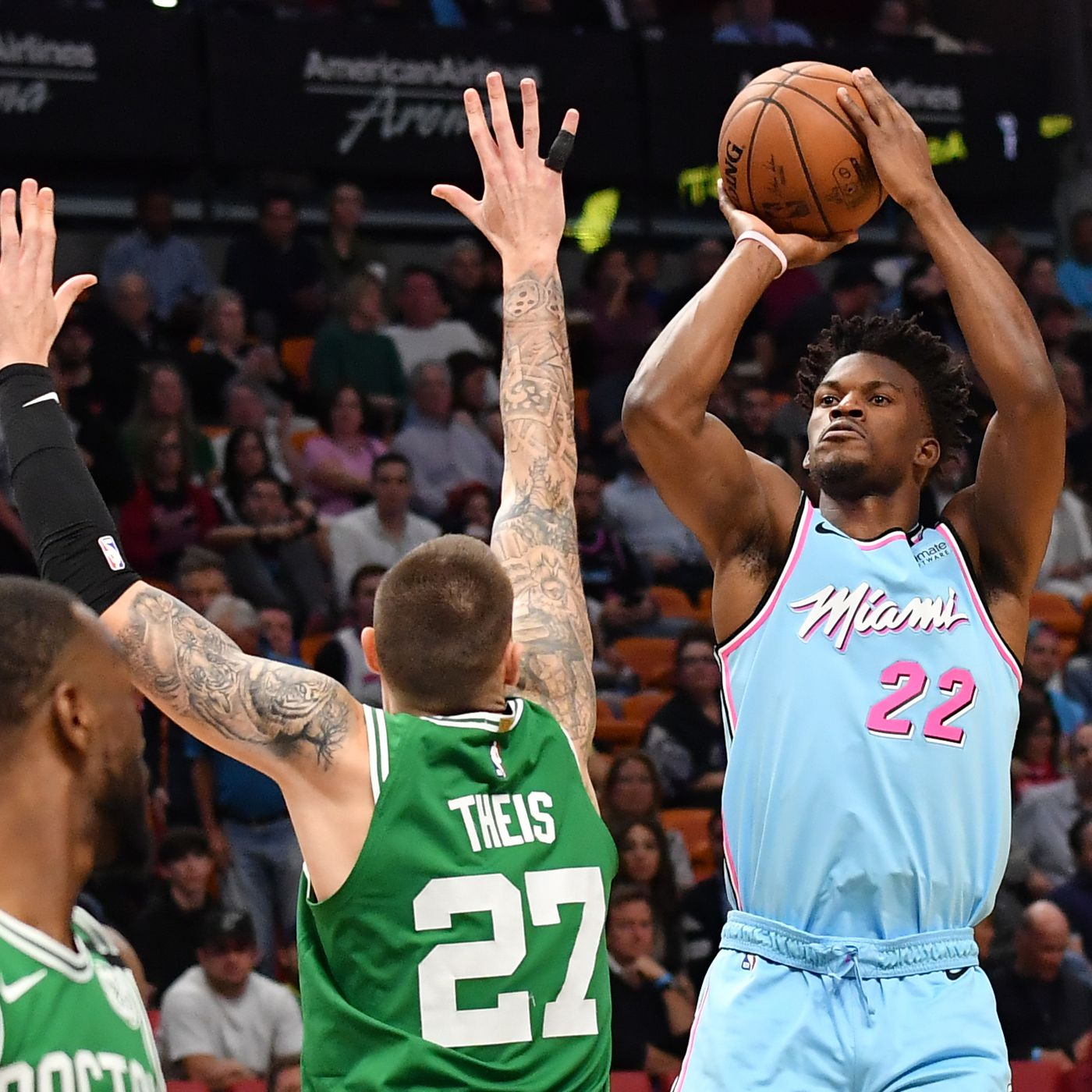 Jimmy Butler Injury Heat Sg Ruled Out Friday Vs Kings Draftkings Nation