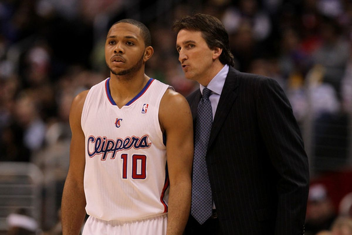 Eric Gordon returns for the Clippers tonight as they host the Houston Rockets at Staples Center.
