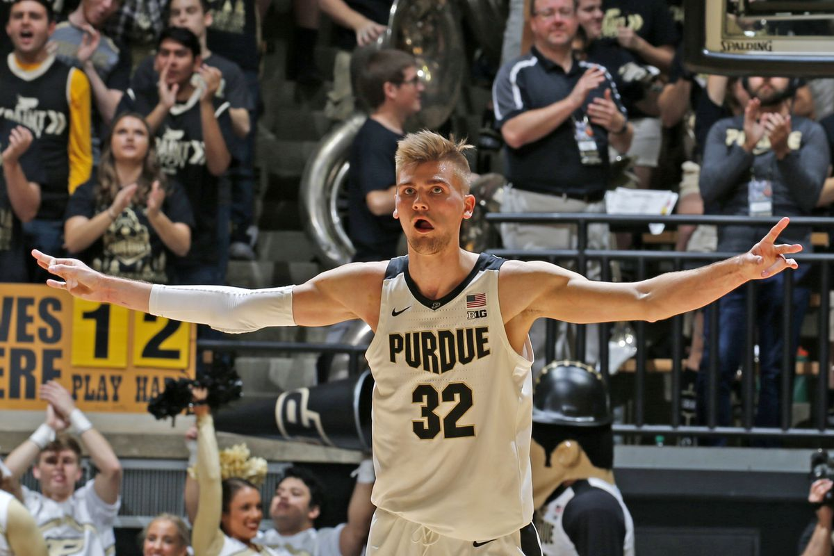 College Basketball Rankings December 9 Purdue Still Outside