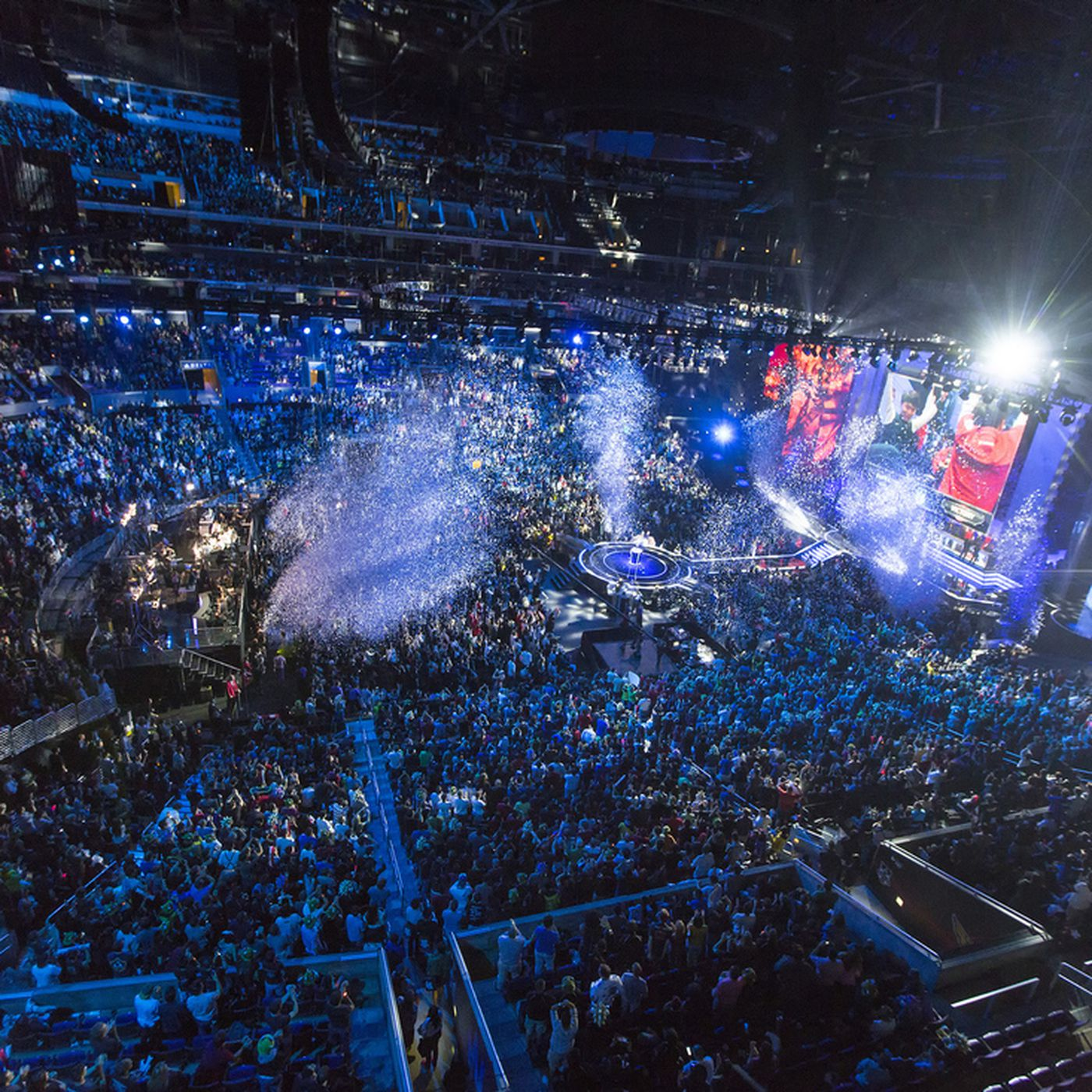 League Of Legends Esports Finals Watched By 32 Million People
