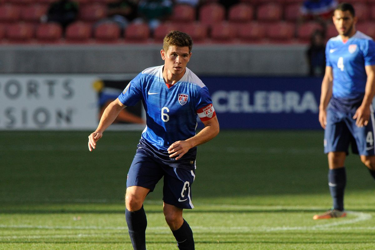United States v Canada: Third Place - 2015 CONCACAF Olympic Qualifying