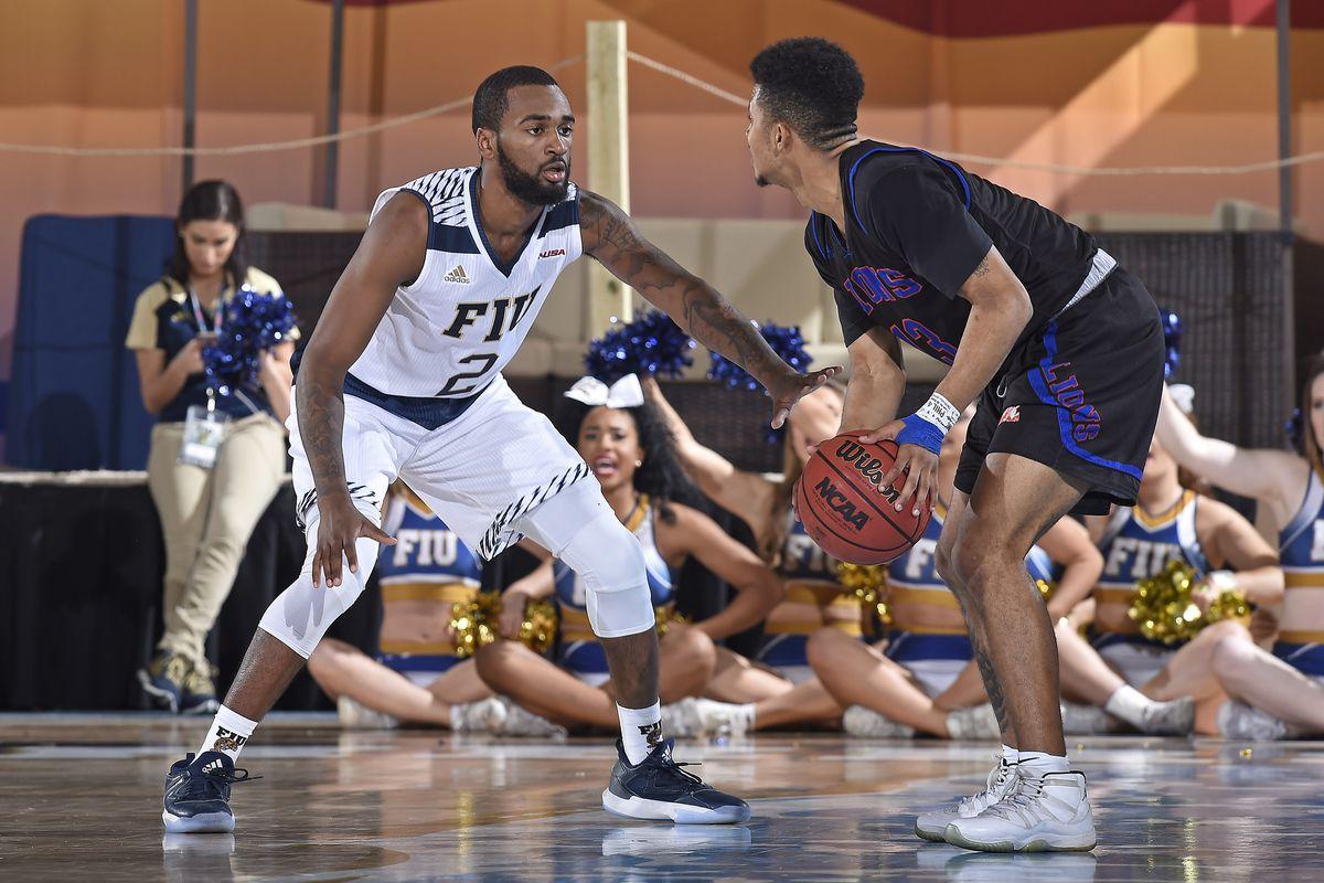 NCAA BASKETBALL: NOV 11 Florida Memorial at FIU
