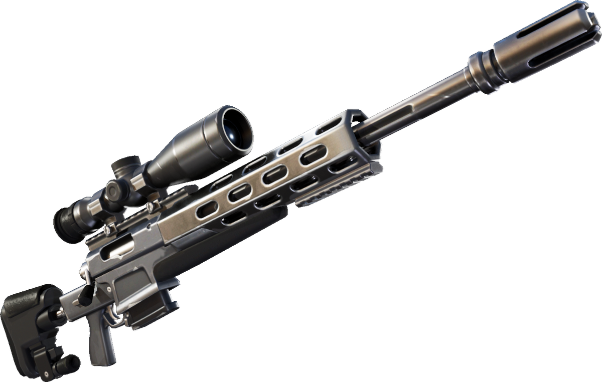 Fortnite Chapter 2 Sniper Rifle Epic