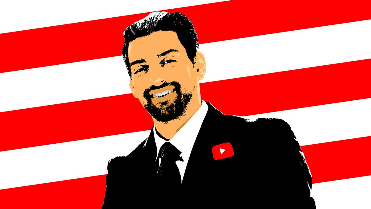 2bd63559d The YouTube Candidate: How Joey Salads could meme his way into ...