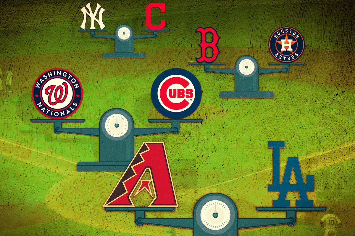 This is the year of no flukes in baseball