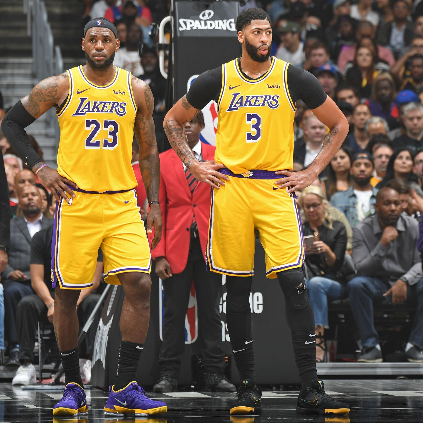 Why Are The Lakers So Good Their Roster Is An Elite Blueprint Sbnation Com