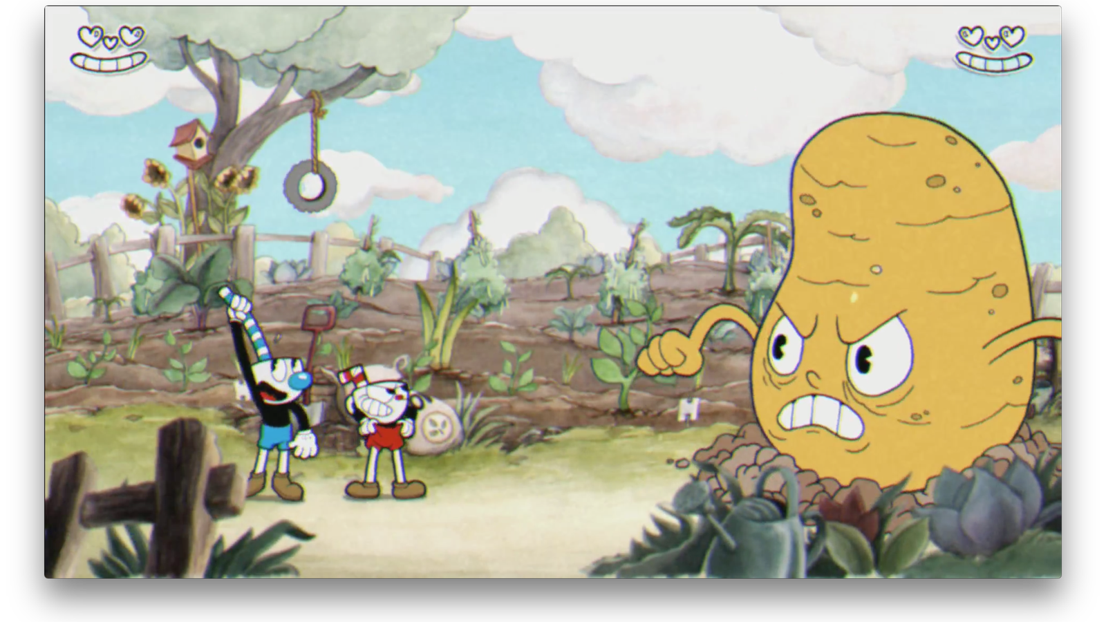 Cuphead: 11 minutes of...