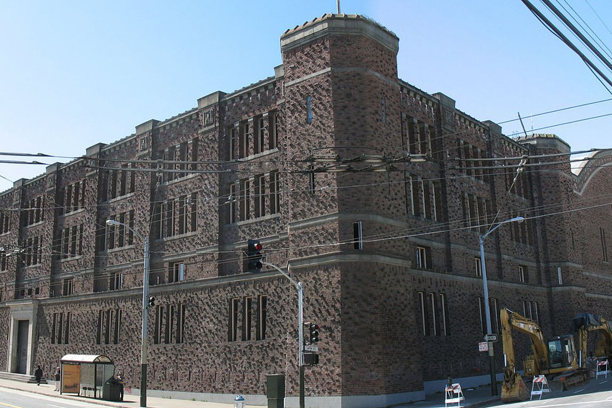 San Francisco Armory Sells For 65 Million Updated
