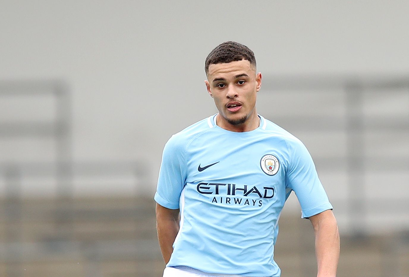 Manchester City Youngster Dreaming of First Team Chances - Bitter and Blue