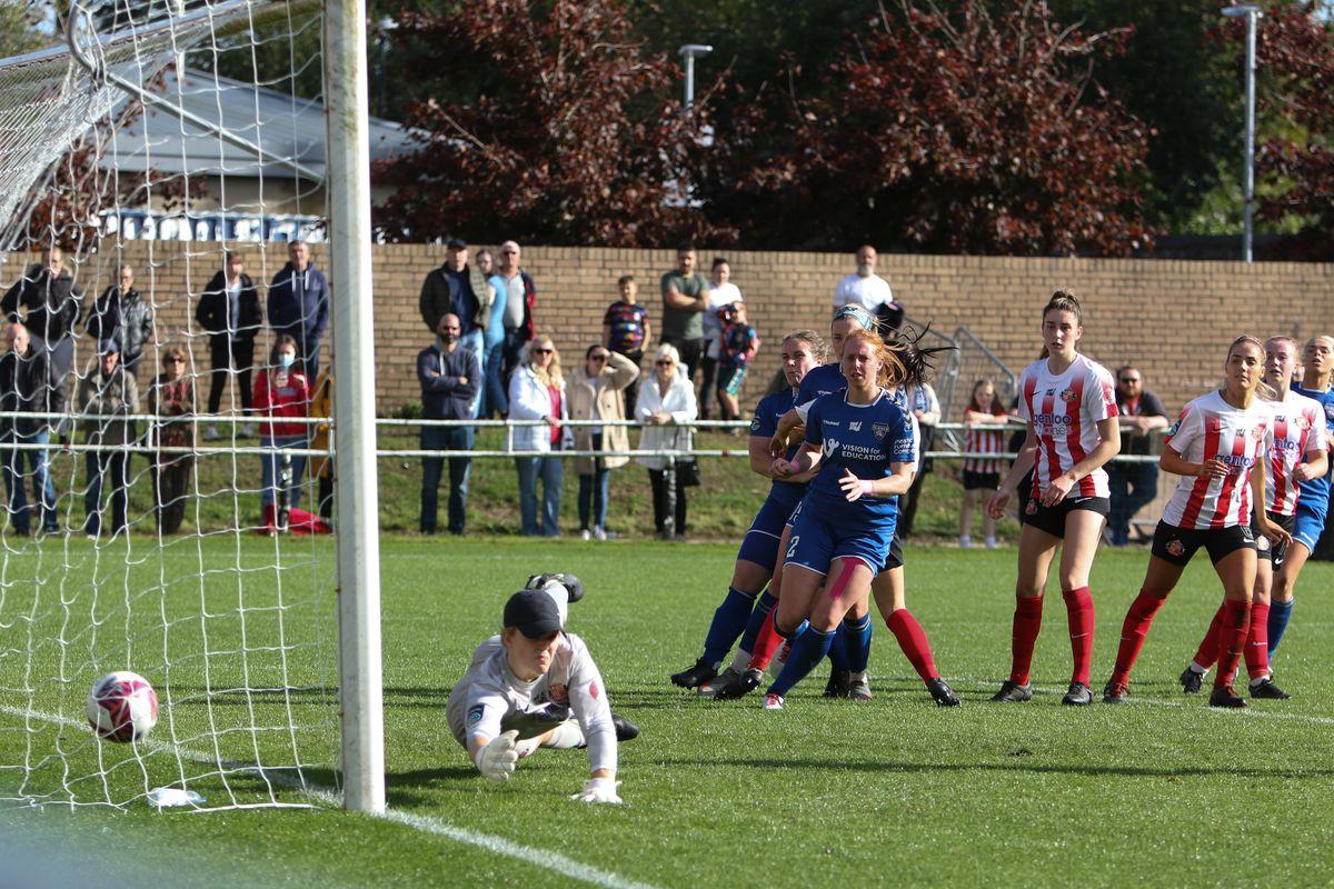 Sunderland Ladies v Durham Women - FA Women's Championship