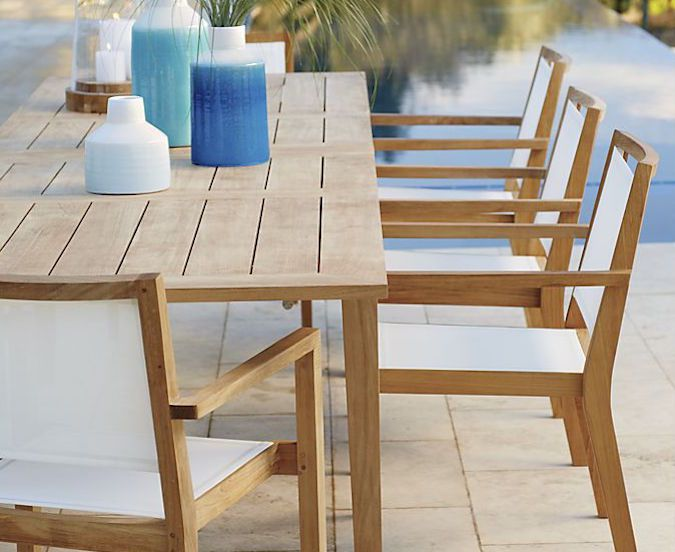Crate and Barrel - Best Outdoor Furniture: 15 Picks For Any Budget - Curbed