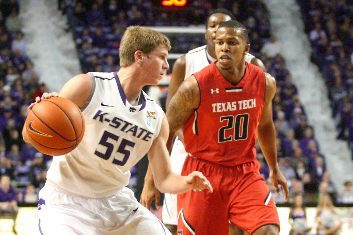 Will Spradling refused to let Kansas State lose to mediocre Texas Tech.