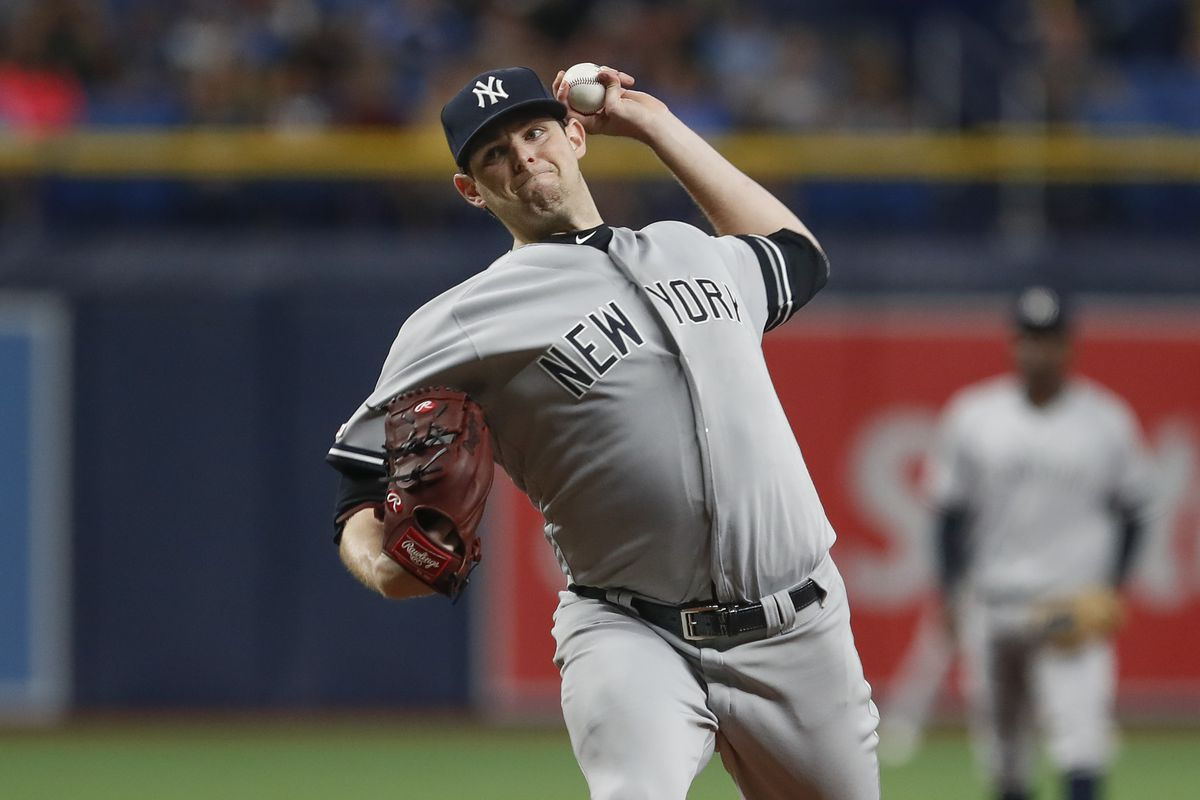Jordan Montgomery and Ben Heller made it back to the Yankees in 2019