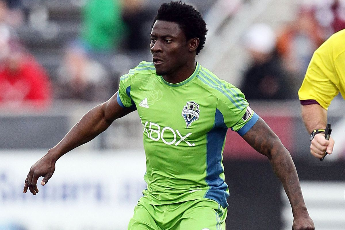 Obafemi Martins has impressed since his transfer from Llevante in the Spanish La Liga