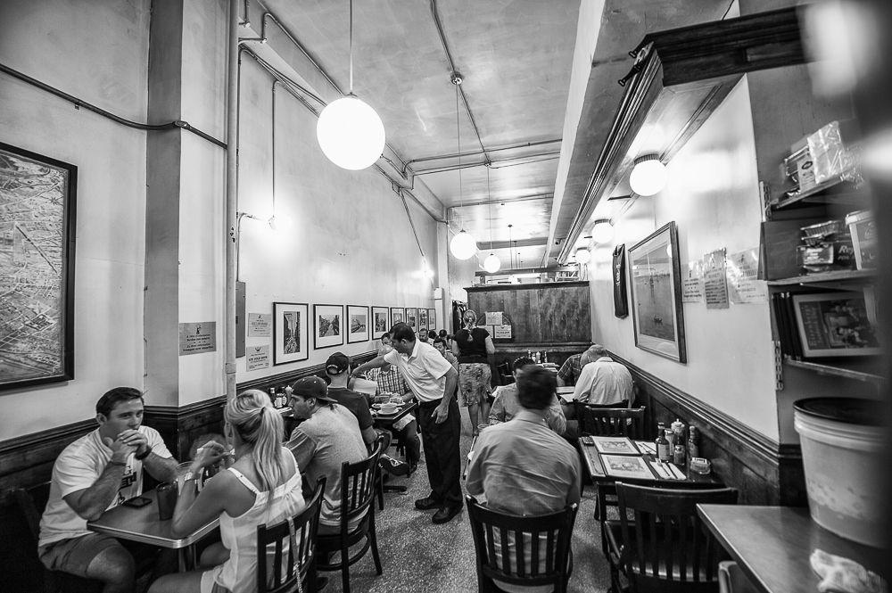 Eisenberg's Sandwich Shop [Official Photo]